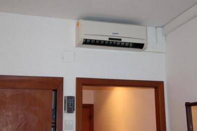 Монтаж кондиционера в квартире